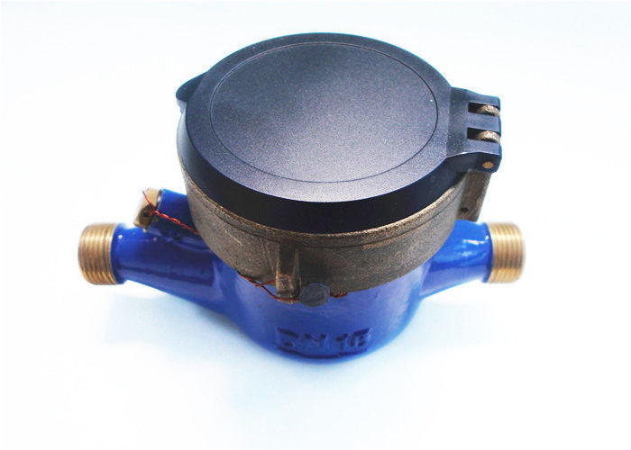 Horizontal Dry Dial Water Meter , Piston Cold House Water Meter, LXH-15A